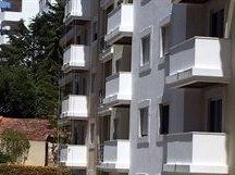 Isolamento das fachadas